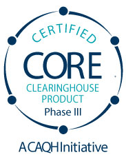 CORE Phase III Certified