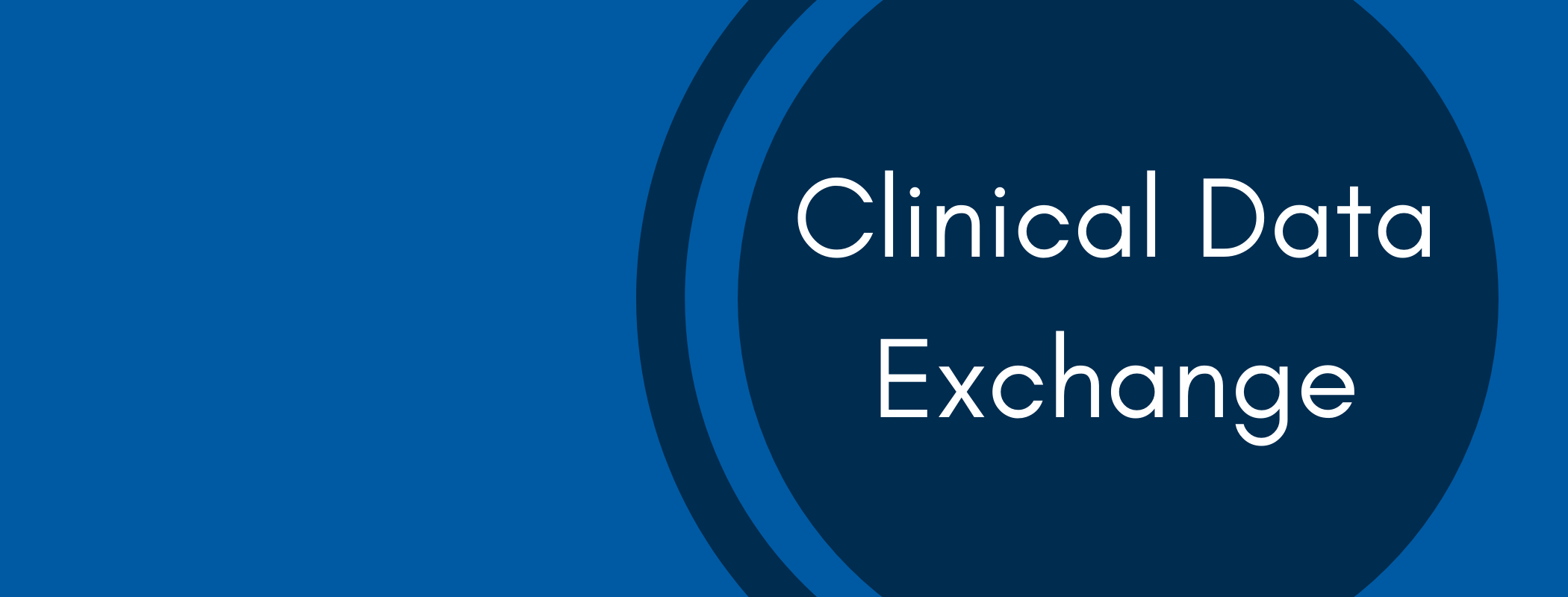 Clinical Data Exchange